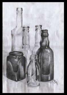 Just sketch. 365 days.: Совместная онлайн зарисовка #14: Стекло