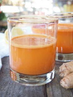 Healthy Skin Carrot Citrus Juice via @rwallace4