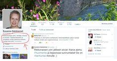 Susanna Salokannel: Työnhaku Twitterissä #somerekry