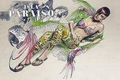 Isla Paraíso - Vicente Reinamontes