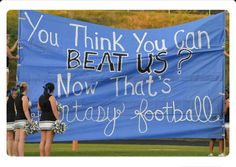 run through signs for football games ideas Football Spirit Signs, Football Game Signs, Football Cheer, Football Ticket, Football Names, Football Season, Sports Signs, Hs Sports, Basketball Signs