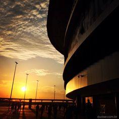 Por Do Sol Arena - Porto Alegre