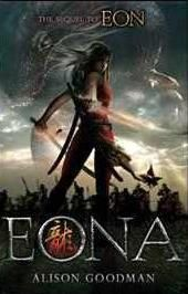 Eona by Allison Goodman - the sequel to Eon which I'm currently reading