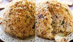 Sýrová pomazánka s efektním servírováním