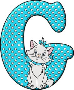 Gata Marie, Kittens, Cats, Letters And Numbers, Quilling, Hello Kitty, Kids Rugs, Lettering, Disney