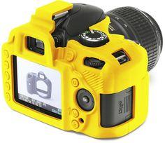 silicon cover for Nikon D3200