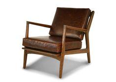 Eisenhower Leather Chair