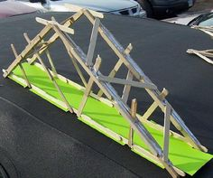 10+ Diy Popsicle Stick Bridge Designs And Tutorials