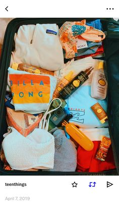 See more of sunshine-n-summer's content on VSCO. Vacation Packing, Packing Tips, Travel Packing, Summer Aesthetic, Travel Aesthetic, Adventure Aesthetic, Aesthetic Outfit, Summer Feeling, Summer Vibes