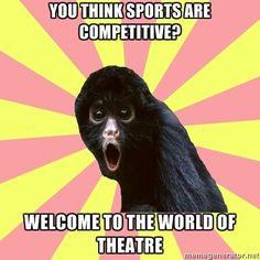 Musical Theatre Monkey