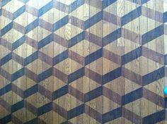 Wood floor design
