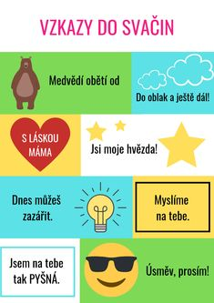 16 vzkazů do svačin pro hezčí den - Kuncicka. Lego Duplo, Classroom Decor, Social Studies, Study, Education, Comics, Quotes, Blog, Cards
