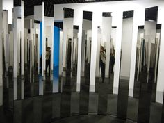 Rotating Labyrinth , 2007 Jeppe Hein