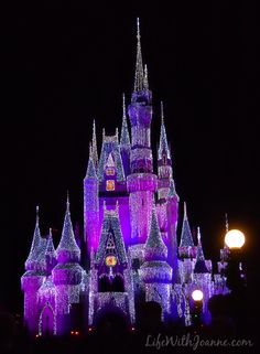 Cinderella's Castle--I can't wait to go to Disney World! Mom's already been there. Love, Elle