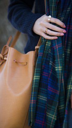 pretty ring + purse