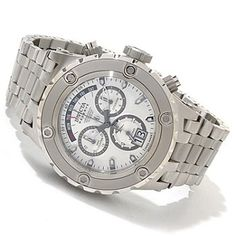 Invicta Reserve Mens Specialty Subaqua Swiss Chronograph Bracelet Watch