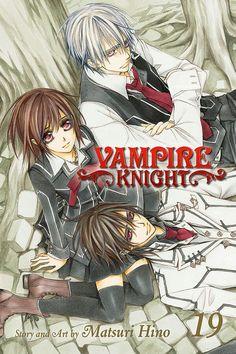 Yuuki, Zero y Kaname // Vampire knight