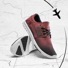 etnies Scout | The path is yours to choose, Point A to E is there to guide you along the journey