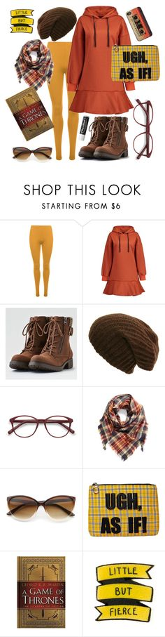 """Sweatshirt"" by nerd-muffin ❤ liked on Polyvore featuring WearAll, American Eagle Outfitters, EyeBuyDirect.com, BP., Current Mood, Chapstick and Samsung"