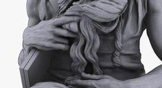 max moses michelangelo Michelangelo Pieta