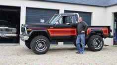 Restauration de Jeep : un Plouganiste pour gagner le concours ?