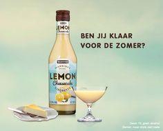 Ben jij klaar voor de #zomer? Geniet er van met de Lemon Cheesecake Creamdrank.
