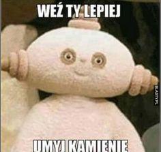 Memy z głębi internetu. druga część! #8 w losowo ~24.06.2017 #3 w l… #losowo # Losowo # amreading # books # wattpad Polish Memes, Funny Mems, All The Things Meme, Mood Pics, Wtf Funny, Im In Love, Best Memes, Vintage Posters, Funny Quotes
