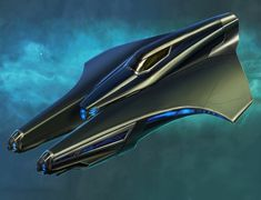 Jumpgate concept art from Kirk Lunsford. Keywords: concept spaceship vehicle art from jumpgate evolution massively .