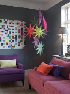 'Bright Star' with interior designer Marianne Thuesen. Photography: Charlotte Schmidt Olsen/House of...