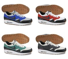 Nike Air Max 1 – Leather & Gum (Spring 2015) – Preview