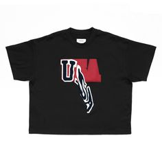 DROP PATCH EMBROIDERY T-SHIRT – FourTwoFour on Fairfax