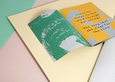 Ana Mirats | People of Print