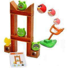 Angry Birds, el juego de mesa