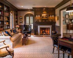 Fox Hollow Residence | Archer & Buchanan Architecture, LTD. love this