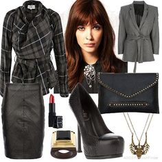 Office Rock Chic | Women's Outfit | ASOS Fashion Finder