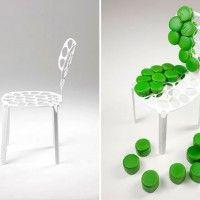 JDF Raum und Kunst// bOne Chair