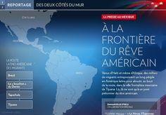 À la frontière du rêve américain - La Presse+