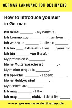 Fine Basic German Grammar Exercises Pdf that you must know, Youre in good company if you?re looking for Basic German Grammar Exercises Pdf Study German, German English, German Grammar, German Words, German Resources, Deutsch Language, Germany Language, Learn Another Language, German Language Learning