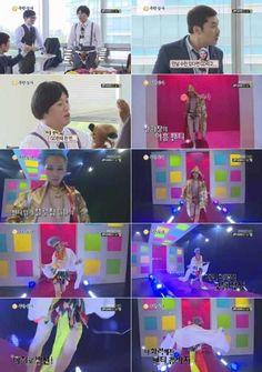"""""""Infinite Challenge"""" emiten episodios en donde G-Dragon revela diseños de ropa interior. : __ Generacion Kpop Radio __"""