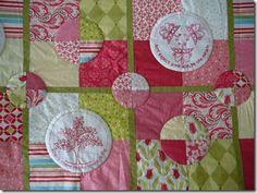 Life is Beautiful Quilt by helen Stubbings/pattern