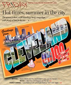 100 Things to do in Cleveland