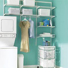 Future small laundry room