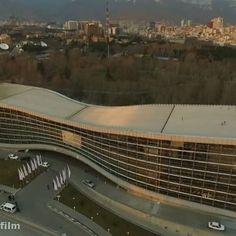 پردیس سینمایی پارک ملت در پارک ملت تهران  معمار: رضا دانشمیر  جوایز : رتبه نخست…