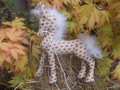 Soft toy horse £10.00