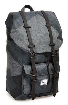 9f278601e3 Herschel Supply Co.  Little America - Black Portal  Backpack