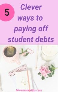 5 clever ways to paying off student debts. Are you at a loss as to how to make a start to paying off your student debts? No worries. Use these 5 clever ways to delete your student loan debts. To save more money fast, paying off student loans is the f Apply For Student Loans, Student Loan Payment, Paying Off Student Loans, Loan Repayment Schedule, Loan Money, Loan Forgiveness, Debt Payoff, Budgeting Tips, Making Ideas