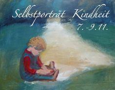 online Malkurs Selbstporträt Kindheit von artilda auf DaWanda.com