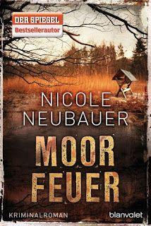 Lesendes Katzenpersonal: [Rezension] Nicole Neubauer - Moorfeuer (Band 2)