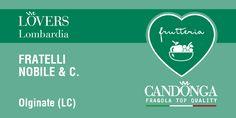 Ecco una delle frutterie d'Italia dove acquistare la #Candonga #Fragola #TopQuality. http://www.candonga.it/lovers — presso Via S. Agnese, 5 22057 Olginate (LC).