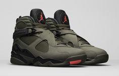 "Details on the ""Take Flight"" Air Jordan 8"